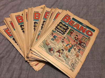 Beano Comics 1983 Full Set • 1.99£
