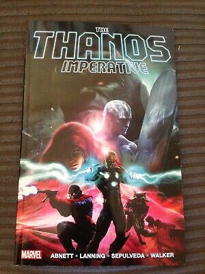 The Thanos Imperative By Dan Abnett And Andy Lanning • 23£