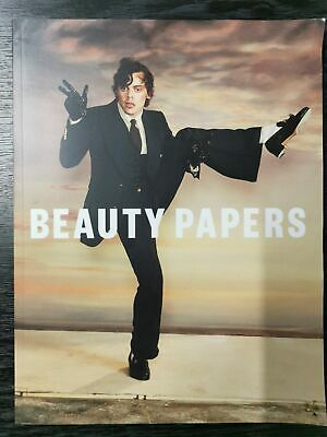 BEAUTY PAPERS Magazine #8 Summer 2020 HARRY STYLES + Poster. • 175£