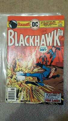 Blackhawk 246 Dc Comics Fine • 1.50£
