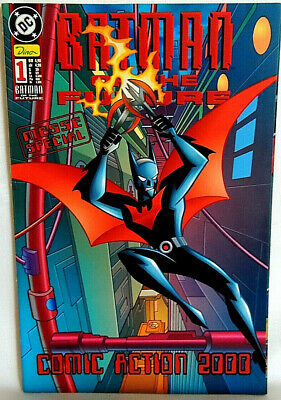 DC Dino Batman Of The Future Band 1  Messe Special Comic Action 2000 Very Rare!! • 216.18£