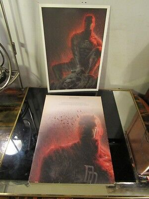 Daredevil Print Sideshow Exclusive Limited Edition~ • 193.11£