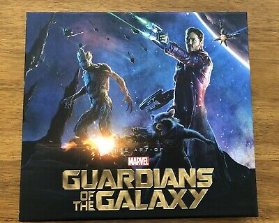 Marvel's Guardians Of The Galaxy : The Art Of The Movie Slipcase Volumes 1 And 2 • 199£