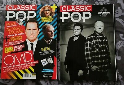 2 Issues Of Classic Pop.    November 2019 And March 2020 • 2.99£
