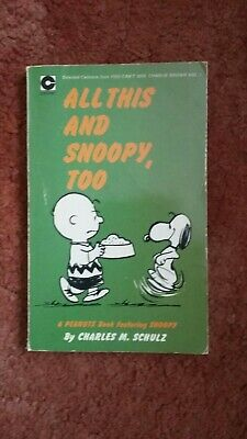 All This And Snoopy, Too By Charles M Schulz  • 1.60£