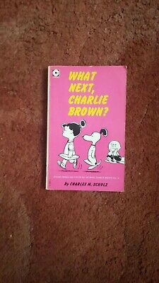 What Next Charlie Brown By Charles M Schulz  • 1.70£