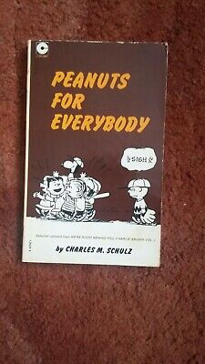 Peanuts For Everybody By Charles M Schulz  • 1.70£