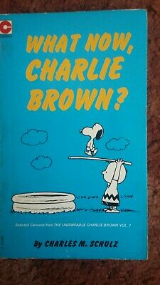 What Now Charlie Brown? By Charles M Schulz  • 1.70£