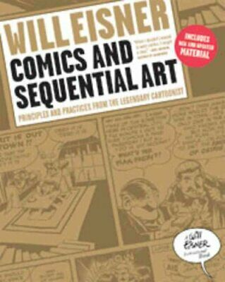 Comics And Sequential Art Principles And Practices From The Leg... 9780393331264 • 15.90£