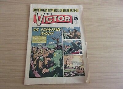 The Victor 1972 April Comic • 0.99£