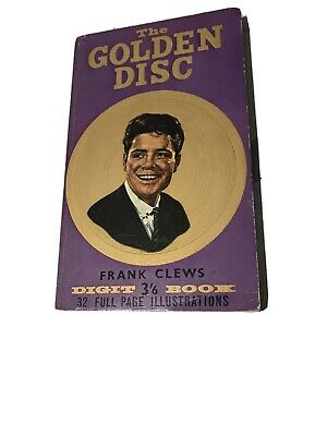 The Golden Disc Paperback Book By Frank Clews • 3£