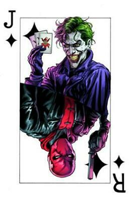 BATMAN THREE JOKERS #3 SOUVENIR PLAYING CARD New Bagged And Boarded • 2.50£