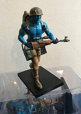 2000AD Ultimate Collection Rogue Trooper Statue! BNIB! Hachette! Mint, Rare • 70£