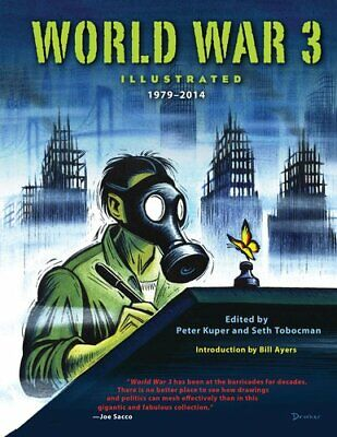 World War 3 Illustrated 1979-2014 By Peter Kuper 9781604869583 | Brand New • 19.77£