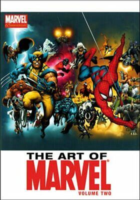 The Art Of Marvel Vol.2 By Alex Ross 9781846534218 | Brand New • 13.36£