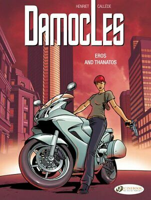Damocles Vol.4: Eros And Thanos By Joel Callede 9781849182805 | Brand New • 6.42£
