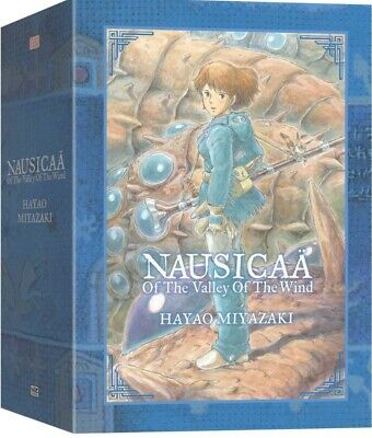 Nausicaa Of The Valley Of The Wind Hardback Collection  • 36.99£