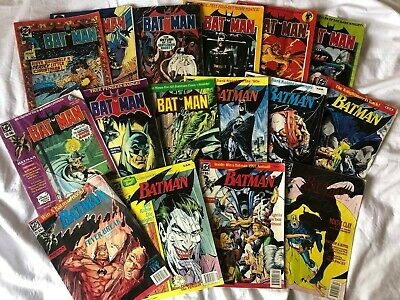 Bundle 16 X DC Batman Comics  • 40£