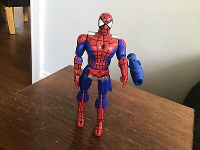 Spiderman Shape Shifter Action Figure With Instructions • 6£