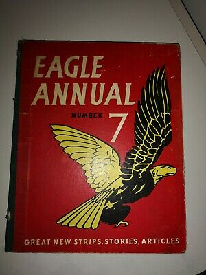Eagle Annual No.7 (1958)  • 2£