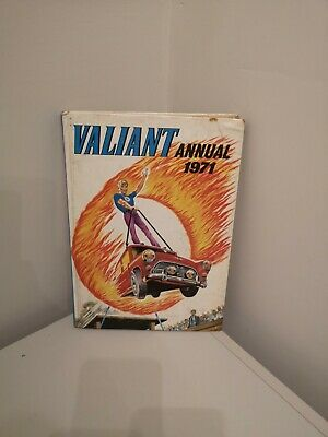 Valiant Annual 1971 • 1.10£