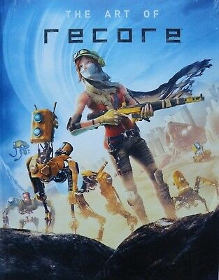 The Art Of ReCore US Hardcover Edition • 15.99£