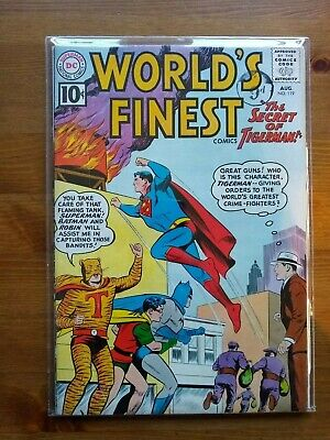 World's Finest 119, FN+ (6.5), July 1961 • 29.95£