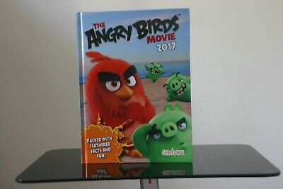 The Angry Birds Movi Booke 2017 • 1£