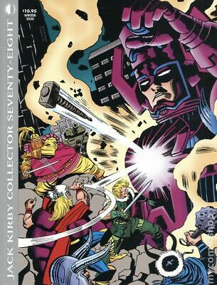 Jack Kirby Collector #78 Magazine Cover A • 16.99£