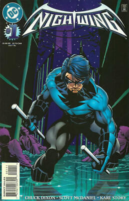 Nightwing - Various Issues (12 Comics In Total), NM- (9.2), November 1997 • 29.95£