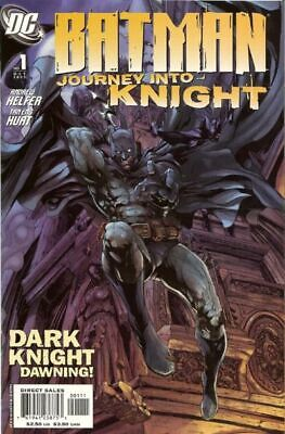 Batman Journey Into Knight 1-11, NM- (9.2), October 2005 • 24.95£