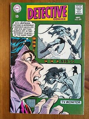 Detective Comics 379, VF (8.0), September 1968 • 28.95£