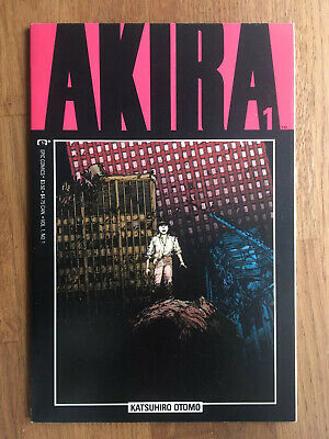AKIRA Issue #1 - 1st Print - Excellent Condition (Epic Comics 1988) Otomo • 49.95£