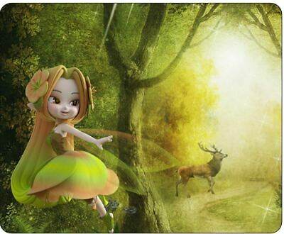 Fairy In The Woods Mousepad • 7.99£
