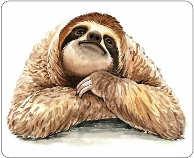 Sloth In Thoughtful Mood Mousepad • 7.99£