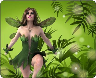 The Fairy Of The Ferns Mousepad • 7.99£
