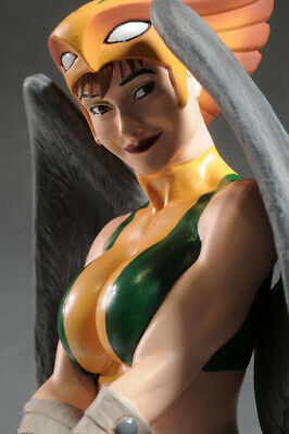 Cover Girls Of The DC Universe HAWKGIRL Statue 1887/5000 Adam Hughes AH! SEALED! • 96£