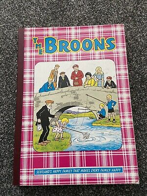 2 X The Broons Annuals • 15£