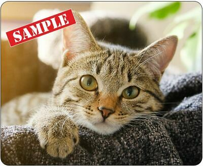 Personalised Pet Mousepad - CUSTOMISED With Your Own Image • 7.99£
