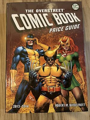 The Overstreet Comic Book Price Guide Hardcover 2013-2014 43rd Edition  • 7.15£