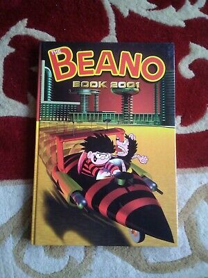 The Beano Book 2001 Unclipped Excellent Condition • 4£