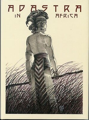 Adastra In Africa. Signed First April 1999 Edition. Hardback • 99.99£