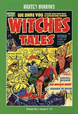 Harvey Horror Witches Tales Vol 2 Softie Paperback • 9.99£