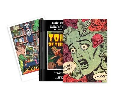 Tomb Of Terror Vol 2 Limited Slipcase Edition With Signing Sheet • 24.99£