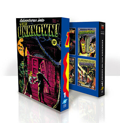 Adventures Into The Unknown #1 Slipcase Edition • 24.99£