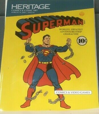 2020 Heritage Comics & Art Auction Highlights Guide • 15.87£
