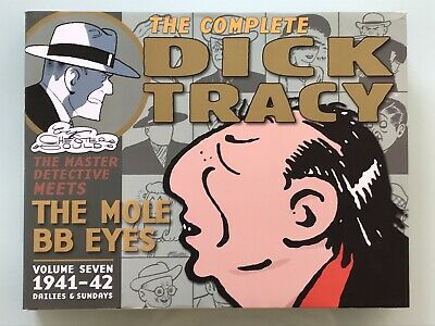 The Complete Dick Tracy By Chester Gould Volume 7 • 40£