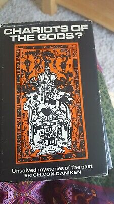 Chariots Of The Gods  Book. Unsolved Mysteries Of The Past • 3.50£