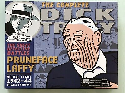 The Complete Dick Tracy By Chester Gould Volume 8 (1942-1944) • 40£