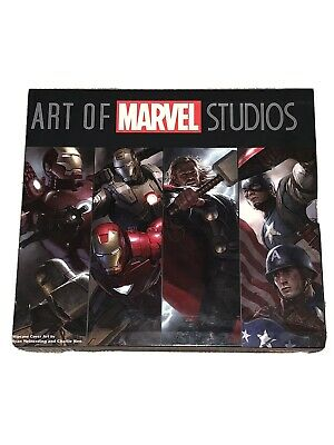 Art Of Marvel Studios - FREE DELIVERY • 40£